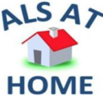 ALS-at-Home Study Logo and at-home EIM based fitness tool.